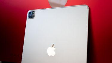 M1 iPad Pro Review iPados 15