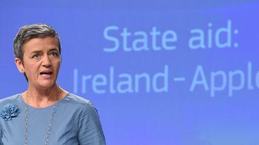 Europese Commissie belasting Ierland Europees Gerechtshof