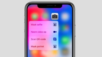 3d touch iPhone camera