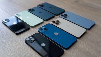 iPhone 12 vs 13