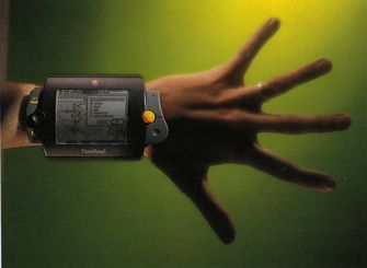 Apple TimeBand
