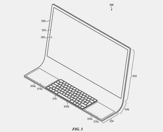 iMac patentaanvraag