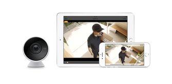 homekit camera logitech