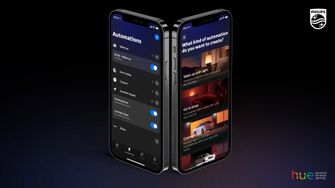 Philips Hue Automatisering