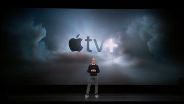 Apple TV+ Tim Cook