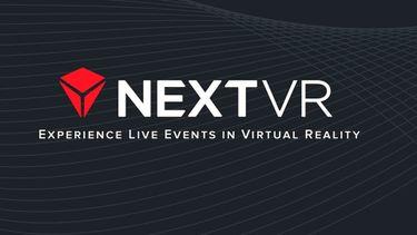 NextVR logo