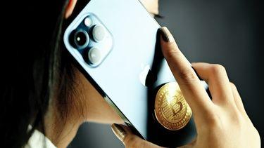 Bitcoin Apple aandelen