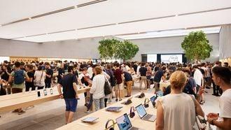 Apple Store Milaan