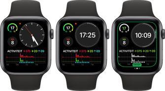 Apple Watch watchOS 6 modulair compact wijzerplaat 001