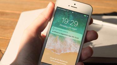 iPhone iOS 12.4.6 16x9