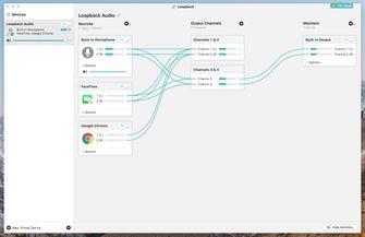 Loopback 2 interface