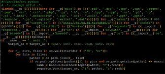 ThiefQuest DataExfiltration