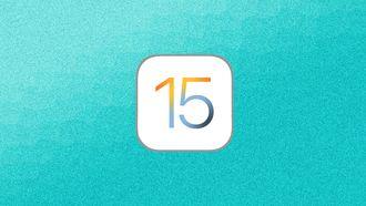 iOS 15 functies uitgesteld