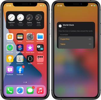 iOS 14 beta 3 wereldklok 001