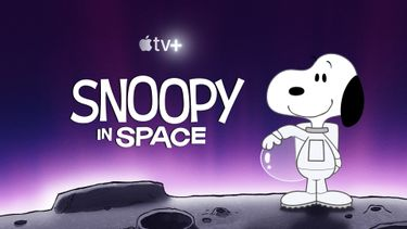 Snoopy in Space Apple TV Plus