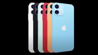 iPhone 12 mini concept