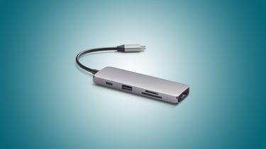 Satechi USB-C naar multipoort Pro adapter
