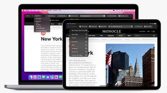 Tab Group op macOS 15 en iPadOS 15