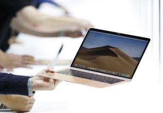 MacBook Air new 16x9