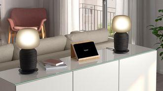 IKEA x Sonos Symfonisk tafellamp 16x9