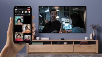 Shareplay Apple TV