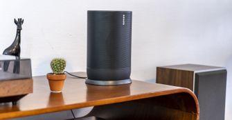 Sonos Move review design overzicht