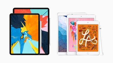 Apple iPad en MacBook mini-LED