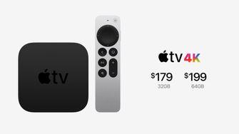 Apple TV 4K prijs