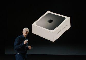 WWDC20 Apple Silicon Mac mini