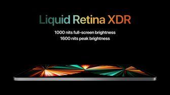 iPad Pro Liquid Retina XDR