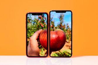 iPhone XR iPhone XS