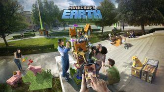 Minecraft Earth iOS