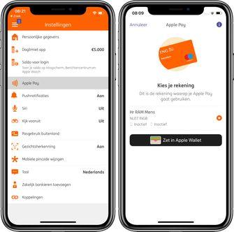 Apple Pay ING Nederland 001