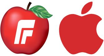 Apple Logo Noorse politieke partij
