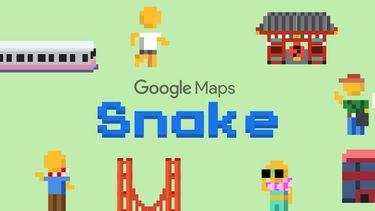 Google Maps Snake