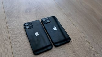 iPhone 12 mini vs iPhone 13 mini