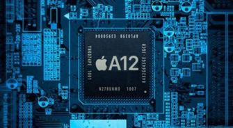 Apple A12 chip iPhone XS