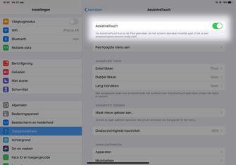 iPadOS 13 muis ipad 001
