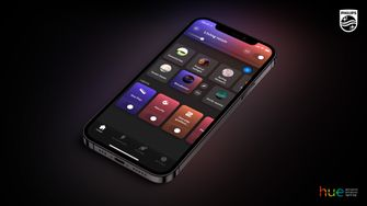 Philips Hue app 4.0