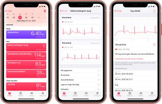 Apple Watch Series 4 ECG gezondheid-app 001