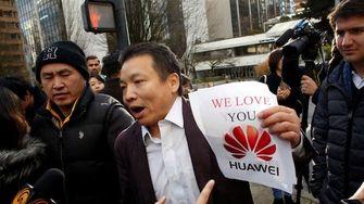 Chinese bedrijven steunen Huawei door het gebruik van Apple producten te ontmoedigen (klik/tap voor groter)
