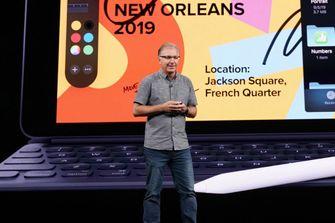 Greg Joswiak in 2019