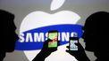 Samsung wil Apple een boete opleggen omdat het te weinig OLED schermen heeft afgenomen