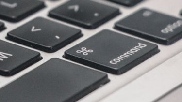 Command-toets ⌘ symbool teken betekenis