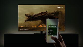 AirPlay 2 smart tv 16x9