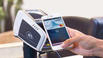 Apple Pay pin terminal 16x9