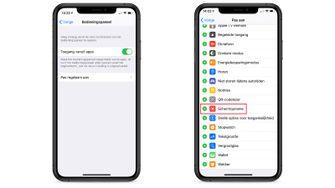 Opname maken van je iPhone