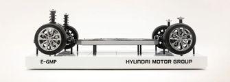 Hyundai E-GMP Apple Car