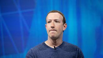 Mark Zuckerberg van Facebook Project Libra