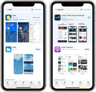 App Store reclame Nederland 001